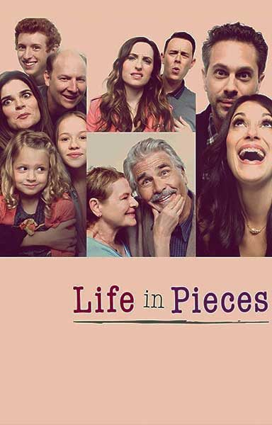 Life In Pieces Season 4 E:1 To 4